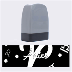 Aries Floating Zodiac Sign Name Stamps by theimagezone