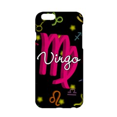 Virgo Floating Zodiac Sign Apple iPhone 6/6S Hardshell Case by theimagezone
