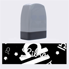 Libra Floating Zodiac Name Name Stamps by theimagezone