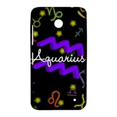 Aquarius Floating Zodiac Name Nokia Lumia 630 by theimagezone