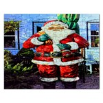 Santa Claus Puzzell - Jigsaw Puzzle (Rectangular)