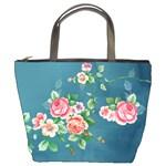 flower bag - Bucket Bag