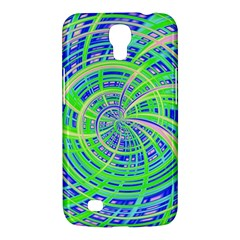 Happy Green Samsung Galaxy Mega 6 3  I9200 Hardshell Case by MoreColorsinLife