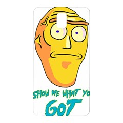 Show Me What You Got New Fresh Samsung Galaxy Note 3 N9005 Hardshell Back Case by kramcox