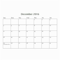 Lee By Tina   Wall Calendar 8 5  X 6    6s4oihm4aemc   Www Artscow Com Dec 2016