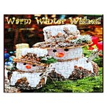 warm winter wishes snowmen.Puzzle - Jigsaw Puzzle (Rectangular)