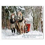 joy that last horse slay ! Puzzell - Jigsaw Puzzle (Rectangular)