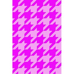 Houndstooth 2 Pink 5 5  X 8 5  Notebooks by MoreColorsinLife