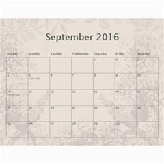 להורים שלך By Raya Baranovsky   Wall Calendar 11  X 8 5  (12 Months)   Z8dcjvr45i4t   Www Artscow Com Sep 2016