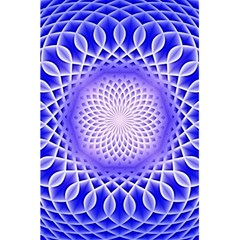 Swirling Dreams, Blue 5 5  X 8 5  Notebooks by MoreColorsinLife
