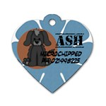ASH - Dog Tag Heart (Two Sides)