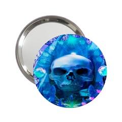 Skull Worship 2 25  Handbag Mirrors by icarusismartdesigns