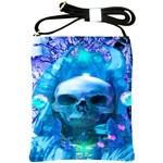 Skull Worship Shoulder Sling Bags