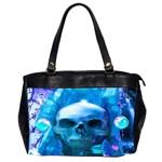 Skull Worship Office Handbags (2 Sides)