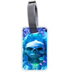 Skull Worship Luggage Tags (Two Sides)