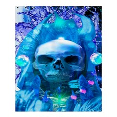 Skull Worship Shower Curtain 60  X 72  (medium)  by icarusismartdesigns