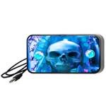 Skull Worship Portable Speaker (Black)