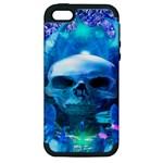 Skull Worship Apple iPhone 5 Hardshell Case (PC+Silicone)