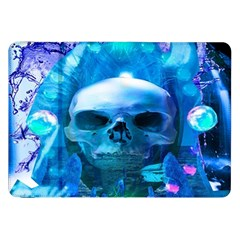 Skull Worship Samsung Galaxy Tab 8 9  P7300 Flip Case by icarusismartdesigns