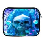 Skull Worship Apple iPad 2/3/4 Zipper Cases