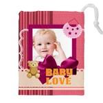 baby - Drawstring Pouch (XXL)