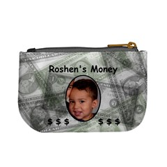 Roshen By Debra Macv   Mini Coin Purse   Lr39jkjrrvg2   Www Artscow Com Back