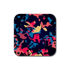 Chaos Rubber Coaster (square) by LalyLauraFLM