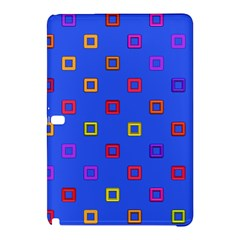 3d Squares On A Blue Backgroundsamsung Galaxy Tab Pro 10 1 Hardshell Case by LalyLauraFLM