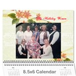 Grammadolly - Wall Calendar 8.5  x 6