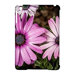 Beautiful Colourful African Daisies  Apple Ipad Mini Hardshell Case (compatible With Smart Cover) by OZMedia