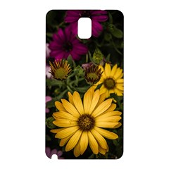 Beautiful Colourful African Daisies  Samsung Galaxy Note 3 N9005 Hardshell Back Case by OZMedia