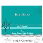Grandma Groubert s Calendar 2016 B - Wall Calendar 11  x 8.5  (12-Months)