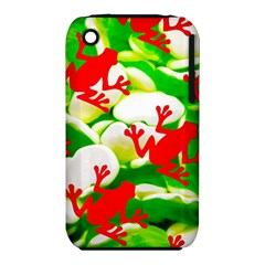Box Of Frogs  Apple Iphone 3g/3gs Hardshell Case (pc+silicone) by essentialimage