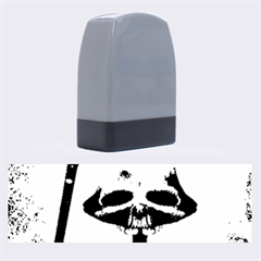 I Wish You A Merry Christmas, Funny Skull Mushrooms Name Stamps