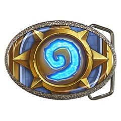 Hearthstone Update New Features Appicon 110715 Belt Buckles by HearthstoneFunny