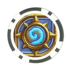 Hearthstone Update New Features Appicon 110715 Poker Chip Card Guards by HearthstoneFunny