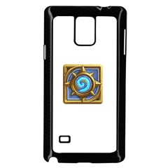 Hearthstone Update New Features Appicon 110715 Samsung Galaxy Note 4 Case (Black) by HearthstoneFunny
