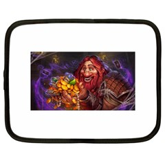 Hearthstone Gold Netbook Case (XXL)  by HearthstoneFunny