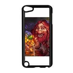 Hearthstone Gold Apple Ipod Touch 5 Case (black) by HearthstoneFunny