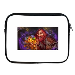 Hearthstone Gold Apple iPad 2/3/4 Zipper Cases by HearthstoneFunny