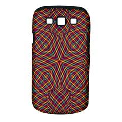 Trippy Tartan Samsung Galaxy S III Classic Hardshell Case (PC+Silicone) by SaraThePixelPixie