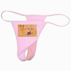 VeggieJew02_12_7_2015 Low Rise Thong from ArtsNow.com Front