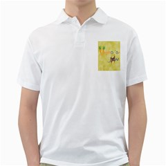 VeggieJew02_12_7_2015 Golf Shirt from ArtsNow.com Front