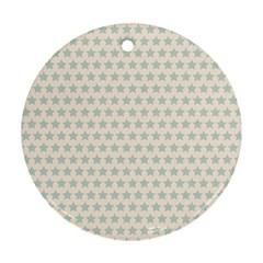 2015 Finley By Ellen   Round Ornament (two Sides)   6ah6rjg5iu6y   Www Artscow Com Back