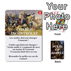 Pulse Of Battle Barbares By Antoine Bourguilleau   Playing Cards 54 Designs   2yb14s5xt79m   Www Artscow Com Front - Spade5
