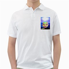 Sunshine Illumination Golf Shirts by icarusismartdesigns