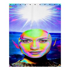 Sunshine Illumination Shower Curtain 60  X 72  (medium)  by icarusismartdesigns