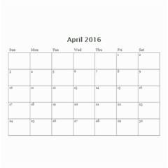 2016 By Sofi   Wall Calendar 8 5  X 6    Fsuvuwxqctxw   Www Artscow Com Apr 2016