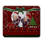 Christmas Memories Large Mousepad