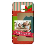 xmas - Samsung Galaxy S5 Back Case (White)
